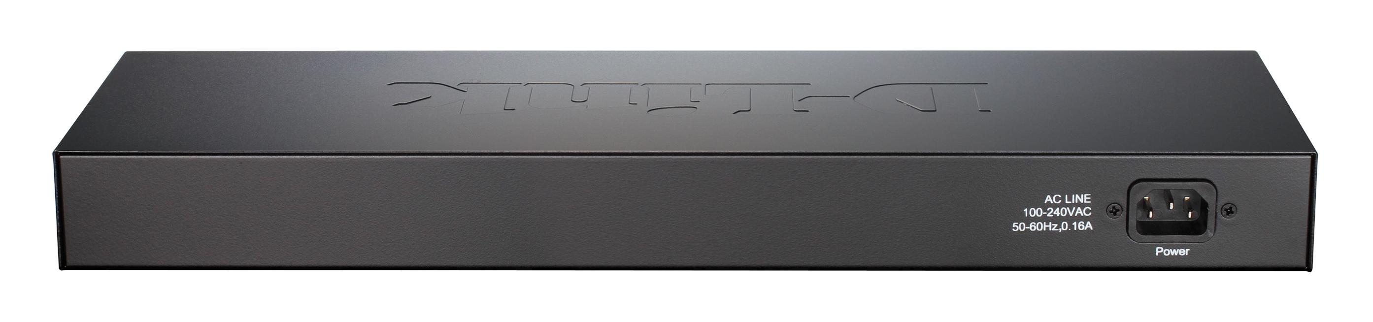 Link Des1026g 24port Rackmountable Gigabit Ethernet Layer 2 Switch