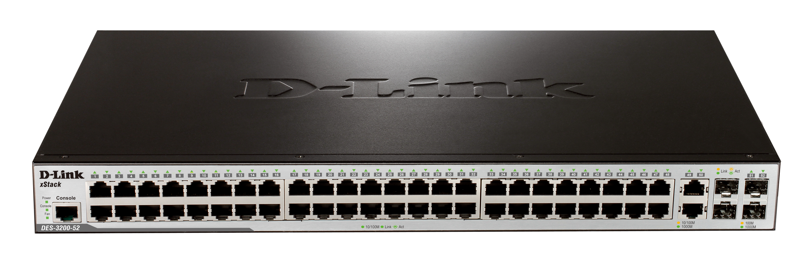 D-Link DES-3028G Fast Ethernet L2+ Switch Update