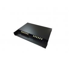 LIU- FIXED TYPE FIBER OPTIC PATCH PANEL