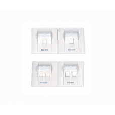 86 X 86 ANGLED FACEPLATES