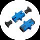 Fiber Adapters And Connectors