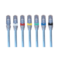 Cat.6 UTP Color-ring Patch Cords